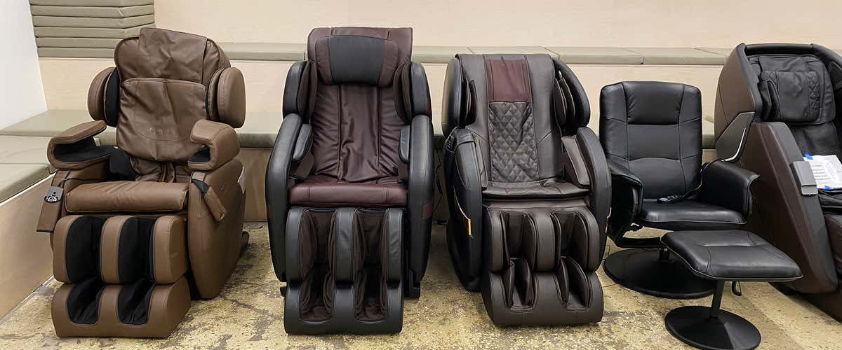 Best Human Touch Message Chair Cyber Monday 2021